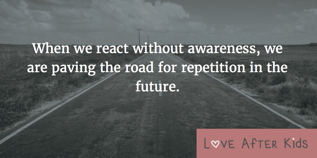Lack of awareness leads to repetition in the future