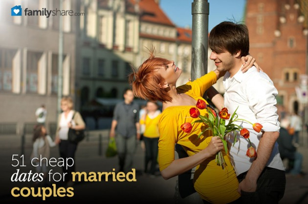 51 cheap dates for married couples