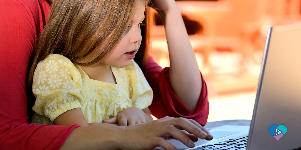 finding online activities for your kids